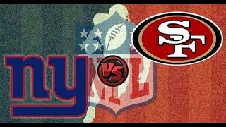 New York Giants vs San Francisco 49ers Week 10 Monday Night Football Highlights (11/12/18)