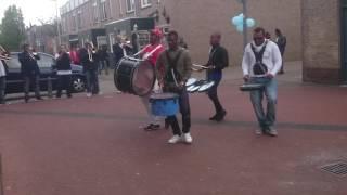 Zomerse carnaval klanken in Beverwaard