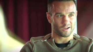 Interview de Mathieu Valbuena avant OM-OL (2015)