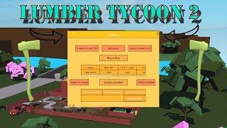 Lumber Tycoon 2 NEW Hack/Glitch 2018 | Roblox | (Working) | FREE |