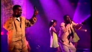 Top of the pops Live vocal - Tease me - Chaka Demus