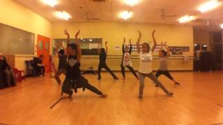 Blow - Beyoncé (Dance Choreography)