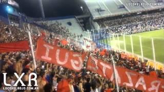 Velez 0 - Independiente 1 / Cada día te quiero más.