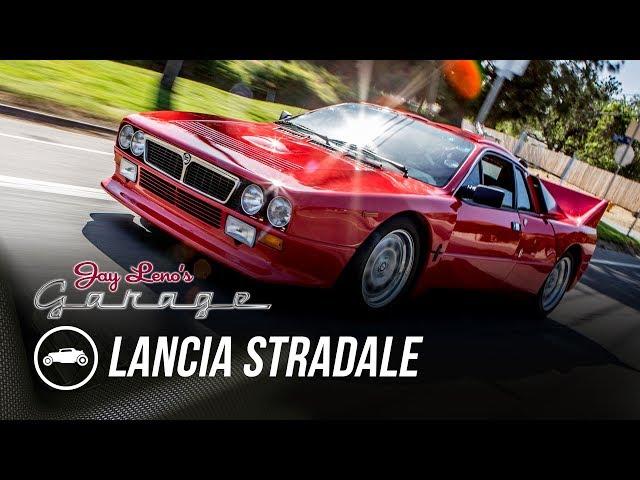 1982 Lancia Stradale - Jay Leno's Garage