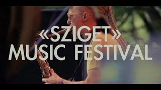 1/2 ORCHESTRA -  SZIGET 2014 (live-mix)