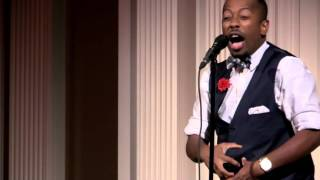 "Individual World Poetry Slam Finals 2015 - Rudy Francisco ""Monster"""