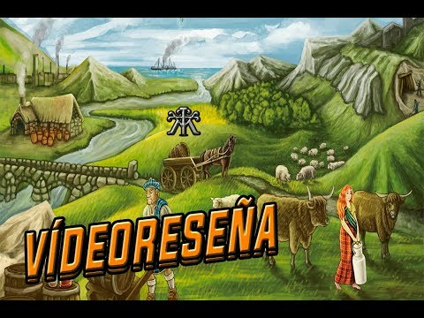 Reseña Clans of Caledonia