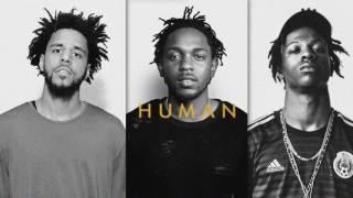 J.cole X Kendrick lamar X Joey Badass type beat - Human l Accent beats l Instrumental