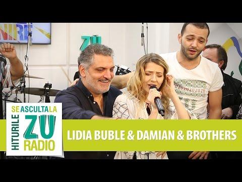 Lidia Buble si Damian & Brothers - Viata trecatoare (Live la Marea Unire ZU)