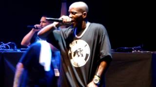 DMX - Touch it ( Remix ) LIVE IN MOSCOW 2014