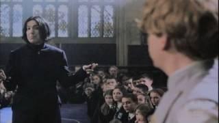 Severus Snape - Man! I Feel Like a Woman.