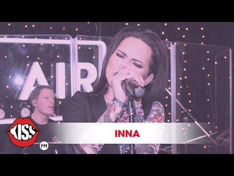 INNA - Cum Ar Fi (Live @ Kiss FM)