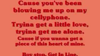 Kesha-Get In Line