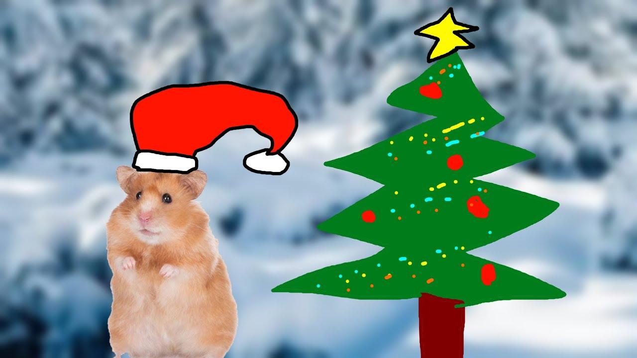 harbleu - hamster is fun - Overwatch