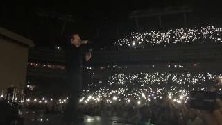 U2 - America (Simon & Garfunkel Cover) Tampa - Joshua Tree 2017