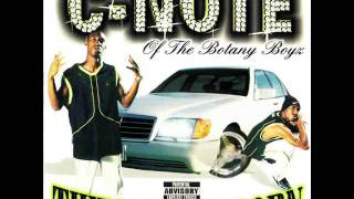 C-Note Ft Bun B - Man Hold Up!