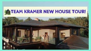 Team Kramer New House Tour!