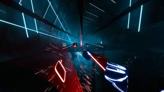 Custom Beat Saber song: In My Mind - Dynoro & Gigi D'Agostino - perfect run