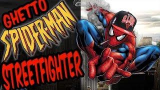 Spider-Man In The Hood : Spidey vs Akuma | ANIMATION