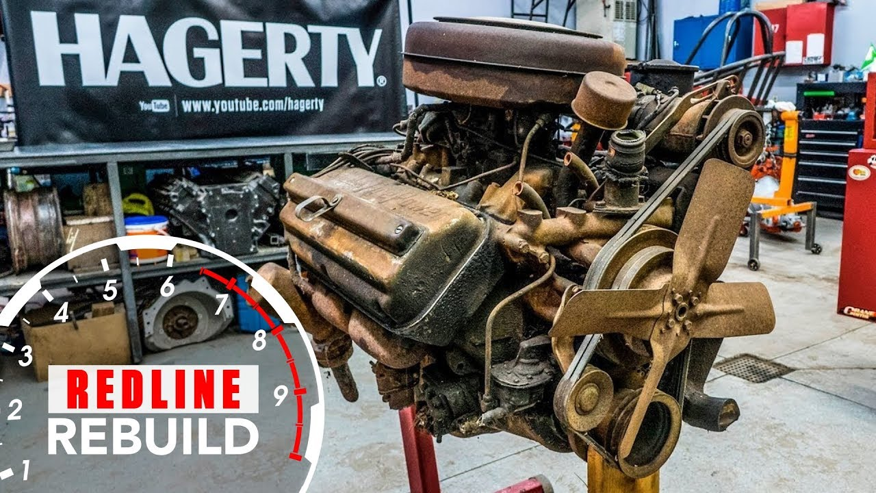 Video: Chrysler Hemi FirePower Rebuild Time Lapse thumbnail