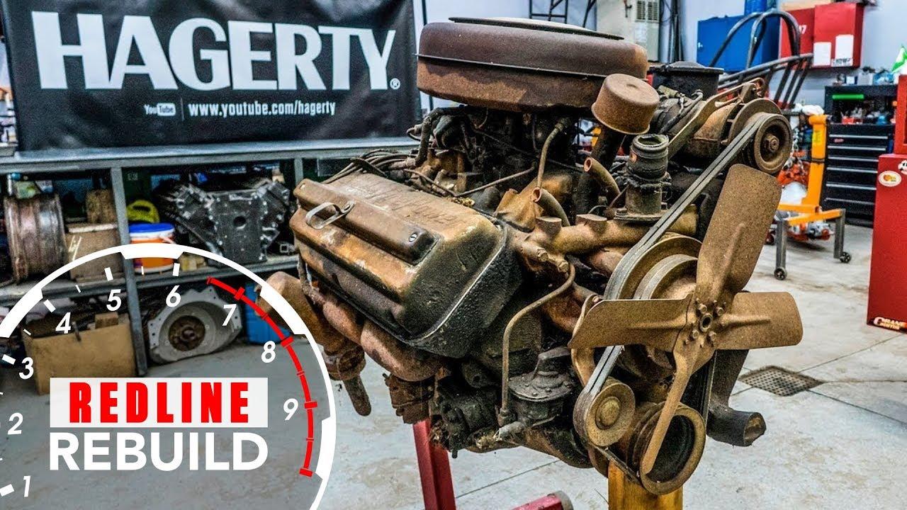 Video: Chrysler Hemi FirePower Rebuild Time Lapse