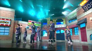 Infinite - Nothing's over, 인피니트 - 낫씽즈 오버, Music Core 20110326