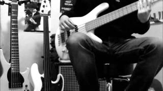 Dr. Dre - Two small bass covers (The Watcher // Fuck you)
