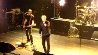 The Offspring - Get It Right Live @ AB Brussels Belgium 2012