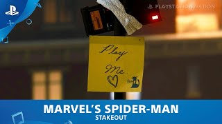 Marvel's Spider-Man (PS4) - Act 1 - Main Mission 16 - Stakeout