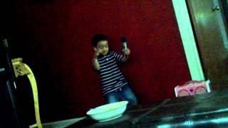 Marco dancing to (drake TUESDAY)