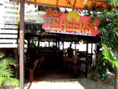 Video #20 – Typical Beach Bar in Atacames, Ecuador – Bar Cheers