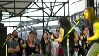 Bullet For My Valentine- Waking The Demon- Bamboozle 2010