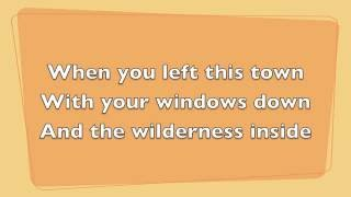 Angela - The Lumineers (Lyrics)