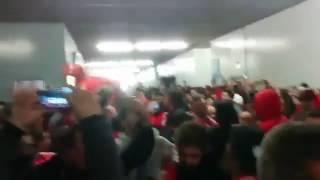 Porto 1 Benfica 1 - Claque Benfica - Foi o Lisandro que os f#odeu