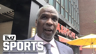 Charles Oakley Says Carmelo Anthony Needs to Get Out of New York | TMZ Sports