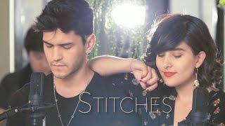 Stitches - Shawn Mendes - Sebastian Silva Ft. Mel G (Cover)