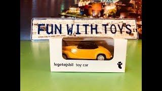 unbox tiger legetøjbil tigre volante Danimarca【macchina giocattolo】 03134+it