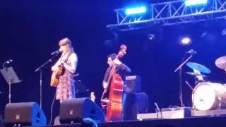 Luisa Sobral no MEO ARENA de Lisboa - 03 abr 2014