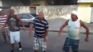 Eu dançando fun Boys