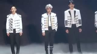 20171125 The EℓyXiOn EXO - The Eve (BAEK HYUN)