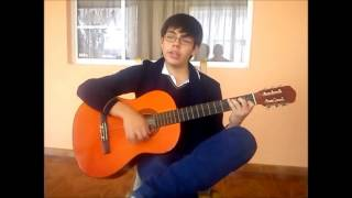 Ricardo Arjona - Historia De Taxi cover Josue Gomez
