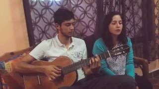 Cicatrices- Regulo Caro (COVER por Valeria Ruiz ft. Francisco Ruiz)
