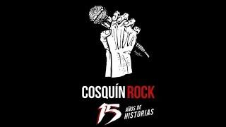 Paria (en vivo) - Skay y los Fakires en Cosquín Rock (17-02-2015) HD