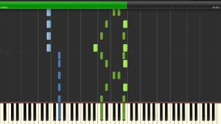 Afrojack - The Spark ft  Spree Wilson Piano Tutorial