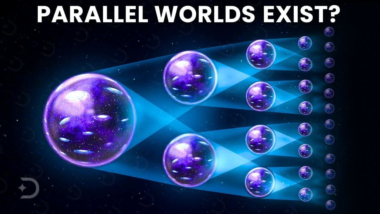 Scientists Found Evidence for Parallel Worlds