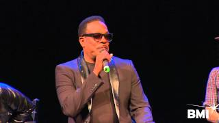 "Charlie Wilson on writing ""You Are"" for his wife at the 2014 HIWTS pre-GRAMMY event"