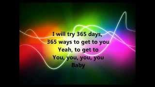 Victorious - 365 days ( Lyrics )