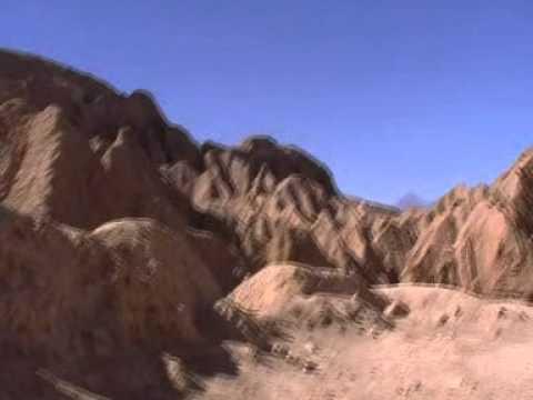 Viaje por Sudamerica di Giacomo Sanesi. San Pedro de Atacama (CIL). 01409 – valle de la morte