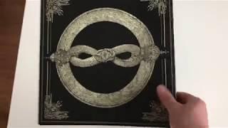 DIMMU BORGIR - EONIAN // MAILORDER EDITION + SPLATTER VINYL unboxing