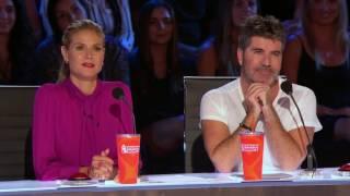 Kadan Bart Rockett Little Magician Judge Cuts 2 Full  America's Got Talent 2016